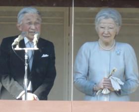 天皇皇后両陛下①