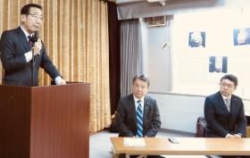 松井聡羽島市長